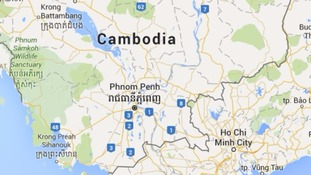 Driving error at Cambodia river crossing causes death of five children