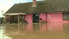 Thousands of flood-prone homes in Somerset will benefit from a new government scheme
