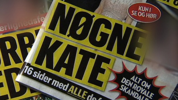 Danish magazine SE og HR