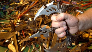 Cumbria Police hold weapons amnesty