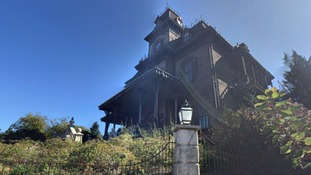 Disneyland Paris worker found dead in themes park's haunted house ride