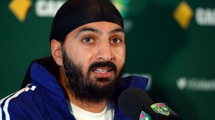 Panesar says he's glad to be back at Northamptonshire.