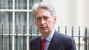 Philip Hammond rejected the committee's criticism