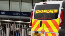 The number of officers and staff taking time off for psychological reasons has increased