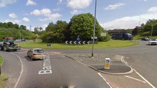 Barrowford Road near the M65