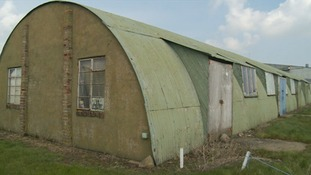 The distinctive half-moon huts celebrating a century