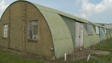 Nissen huts were invented 100 years ago.
