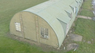 The Nissen hut design was created by a Canadian engineer serving in the British Army.