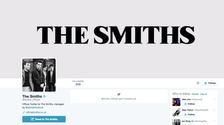 The Smiths appear to have created an official Twitter account