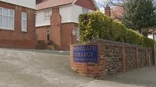 Westgate College for Deaf People in Margate