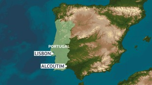 British man 'stabbed to death with spear' in the Algarve