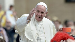 Pope Francis will visit Greece this month.