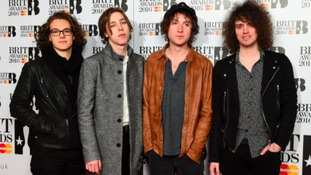 Catfish and the Bottlemen were winners at the Brits.