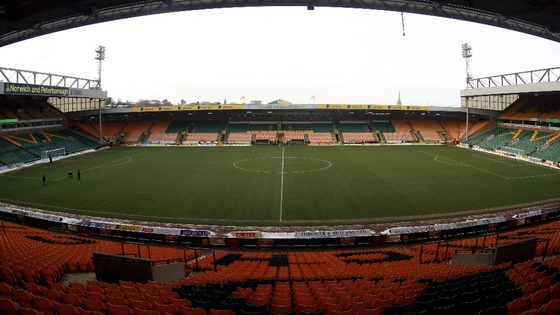 Carrow Road to host under 21 fixture