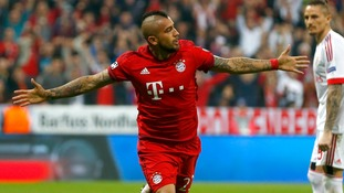 Champions League report: Bayern 1-0 Benfica