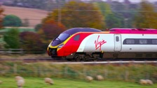 Virgin trains have announced new compensation methods