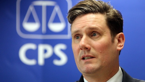 Keir Starmer QC, the Director of Public Prosecutions (DPP).