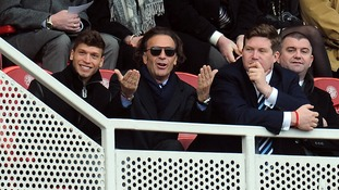 Leeds United branded 'disgusting' and an 'embarrassment' for refusing to suspend Edoardo Cellino