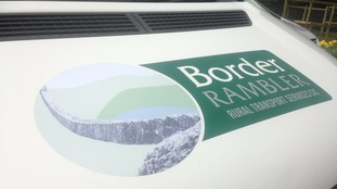 The Border Rambler bus service