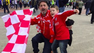 Barnsley fans invited to celebrate trophy win