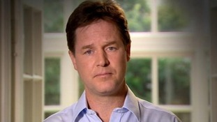 Nick Clegg gives go-ahead to release 'I'm sorry' song remix