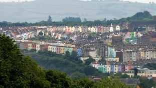 Buying a house in Bristol? Your deposit is nearly nine times higher than twenty years ago