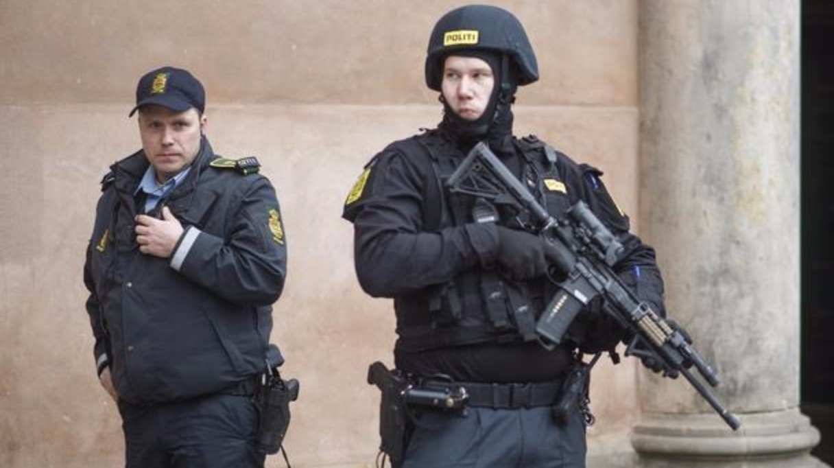 Four suspected Islamic State members arrested in Denmark
