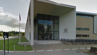 Joseph Page, of Brecon Close, was found guilty at Ipswich Crown Court.