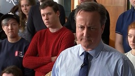 Cameron: £9m pro-EU campaign is 'money well spent'