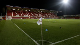 Swindon Town investigate three players over alleged use of laughing gas
