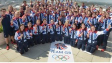 Team GB's London 2012 medal winners