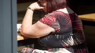Obese women were found to be more at risk of developing the condition