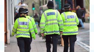 Police raids in Stoke-on-Trent