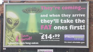 Calls for controversial advert to be removed