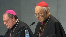 Synod press conference