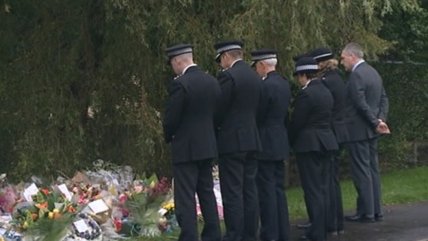 Chief Constable GMP Police officers killed