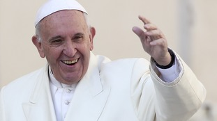 The Pope called for gays in the Church to be respected but remained opposed to same-sex marriage.