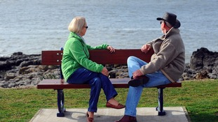 Council called 'daft' for installing two seaside benches the 'wrong way'