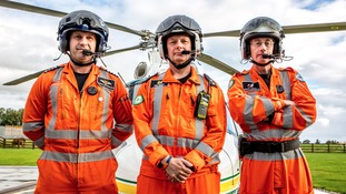 The Great North Air Ambulance Service return to TV documentary