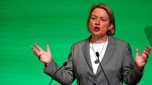 Green Party leader Natalie Bennett.