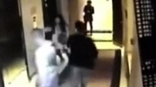 Video footage of an attack on a Beijing woman received around two million comments on Weibo.