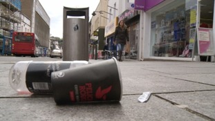 More than 600 people fined for dropping litter in Torbay