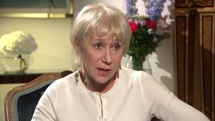 Dame Helen Mirren says lack of film opportunities for working class is 'devastating'