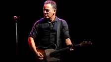Bruce Springsteen said he cancelled his concert to show 'solidarity' with those protesting against the law.