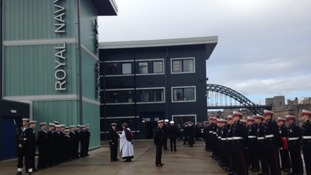 HMS Calliope re-opens after £3.1 million renovation
