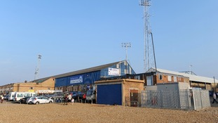 Peterborough United's London Road