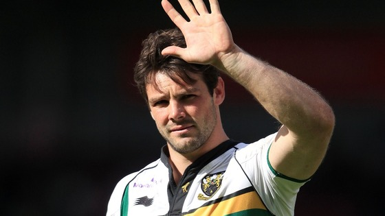 Northampton Saints' Ben Foden