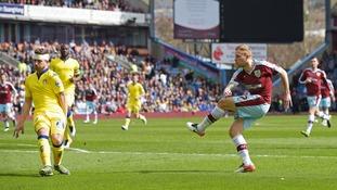 Championship match report: Burnley 1-0 Leeds United