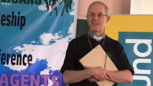 Welby before father revelations: 'My identity is in Jesus Christ and you'll see why in a few days time'