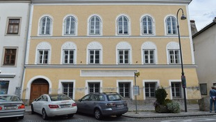 Austria tries to seize house where Hitler was born
